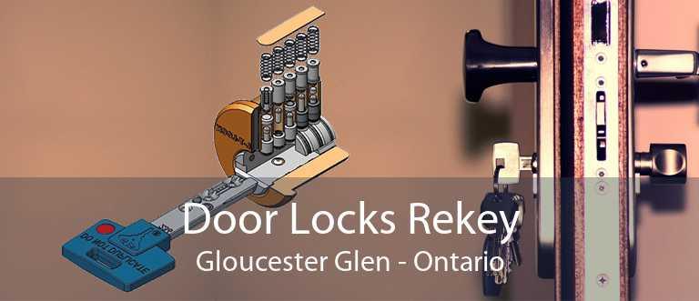 Door Locks Rekey Gloucester Glen - Ontario