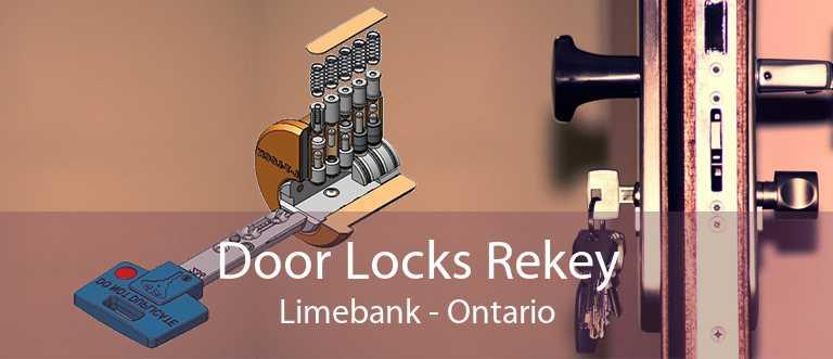 Door Locks Rekey Limebank - Ontario