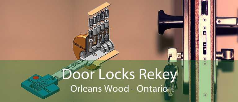 Door Locks Rekey Orleans Wood - Ontario