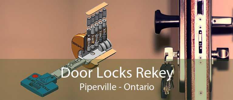 Door Locks Rekey Piperville - Ontario