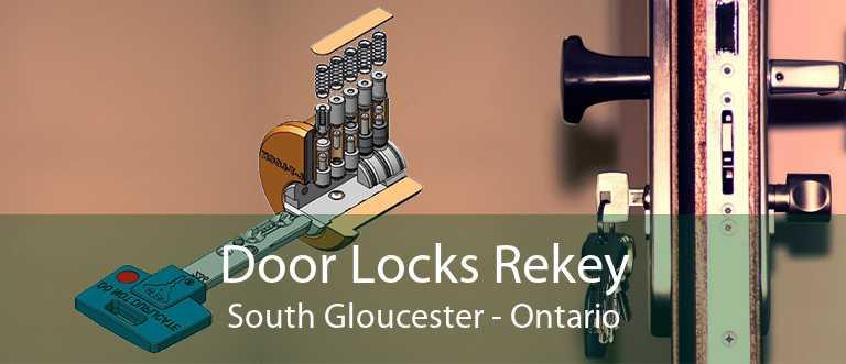 Door Locks Rekey South Gloucester - Ontario