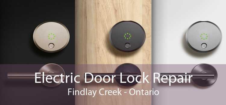 Electric Door Lock Repair Findlay Creek - Ontario