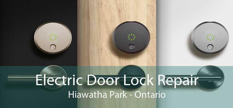 Electric Door Lock Repair Hiawatha Park - Ontario