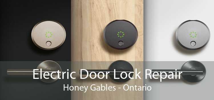 Electric Door Lock Repair Honey Gables - Ontario