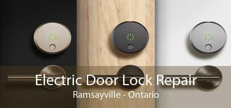 Electric Door Lock Repair Ramsayville - Ontario