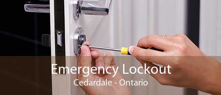 Emergency Lockout Cedardale - Ontario