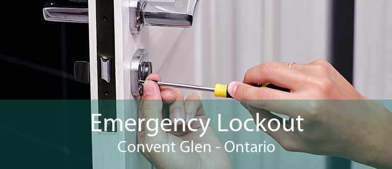 Emergency Lockout Convent Glen - Ontario