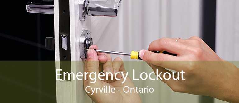 Emergency Lockout Cyrville - Ontario