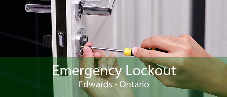 Emergency Lockout Edwards - Ontario