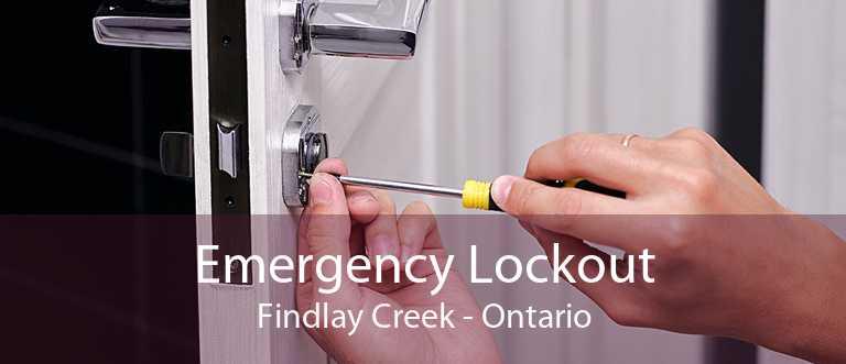 Emergency Lockout Findlay Creek - Ontario