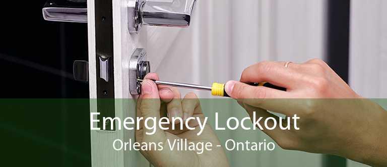 Emergency Lockout Orleans Village - Ontario