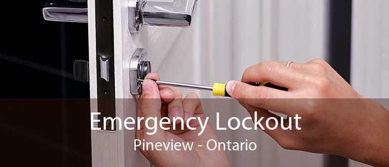 Emergency Lockout Pineview - Ontario