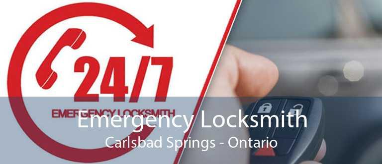 Emergency Locksmith Carlsbad Springs - Ontario