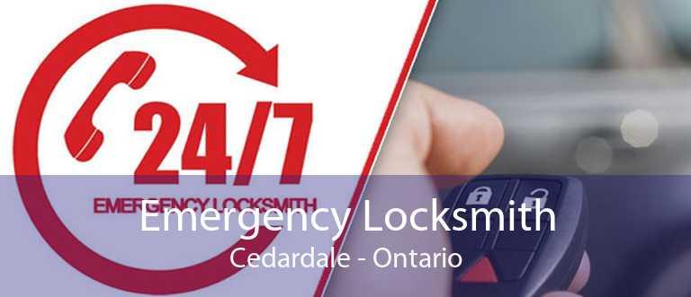 Emergency Locksmith Cedardale - Ontario