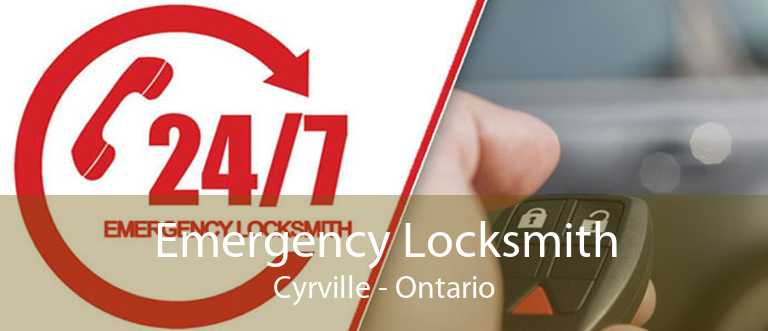 Emergency Locksmith Cyrville - Ontario