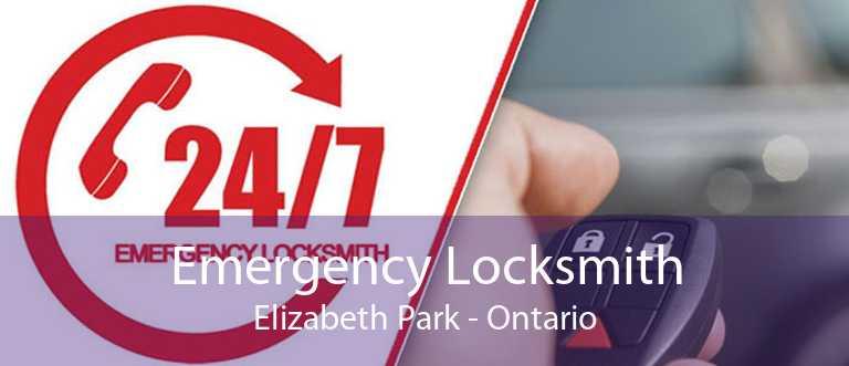 Emergency Locksmith Elizabeth Park - Ontario