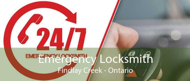Emergency Locksmith Findlay Creek - Ontario
