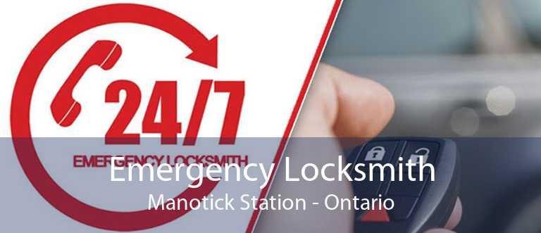Emergency Locksmith Manotick Station - Ontario