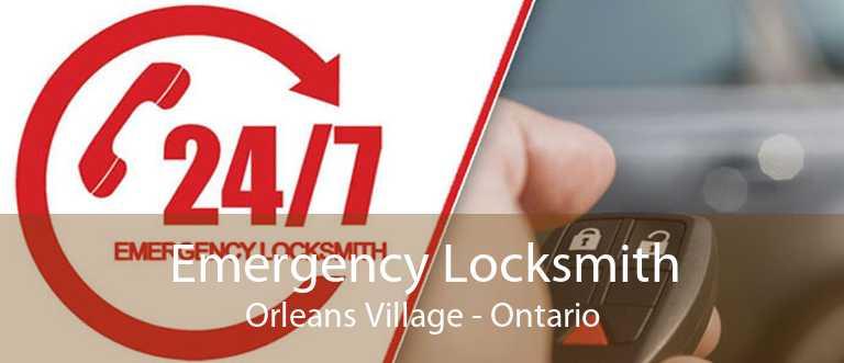 Emergency Locksmith Orleans Village - Ontario