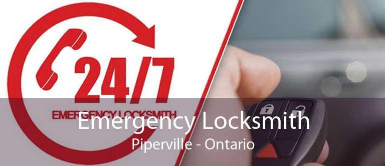 Emergency Locksmith Piperville - Ontario