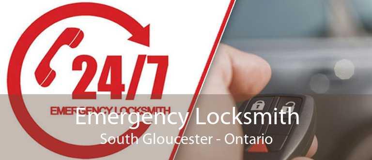 Emergency Locksmith South Gloucester - Ontario