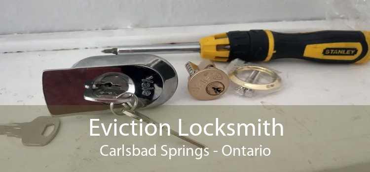 Eviction Locksmith Carlsbad Springs - Ontario