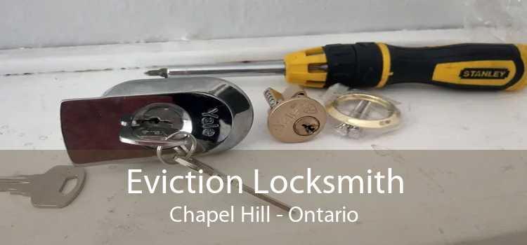 Eviction Locksmith Chapel Hill - Ontario