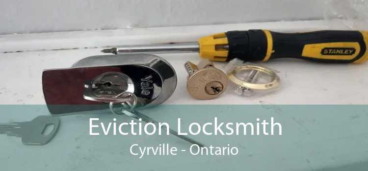 Eviction Locksmith Cyrville - Ontario