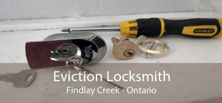 Eviction Locksmith Findlay Creek - Ontario