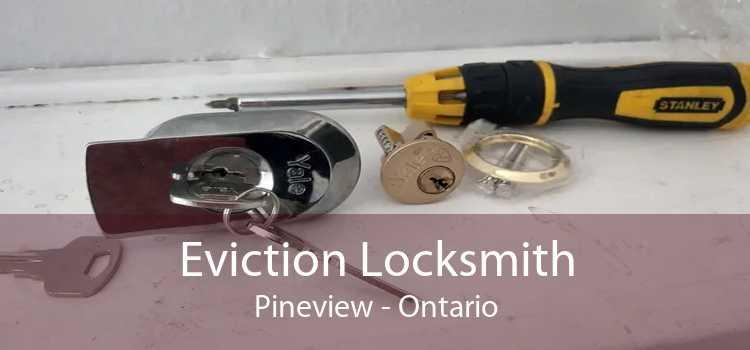 Eviction Locksmith Pineview - Ontario