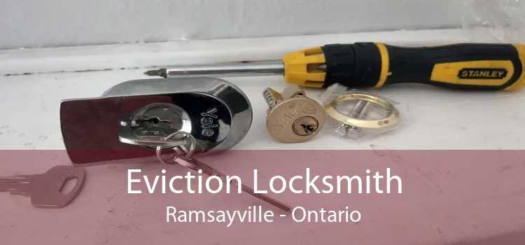 Eviction Locksmith Ramsayville - Ontario