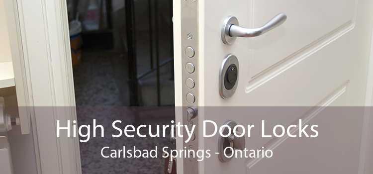 High Security Door Locks Carlsbad Springs - Ontario