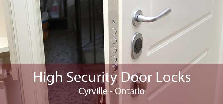 High Security Door Locks Cyrville - Ontario