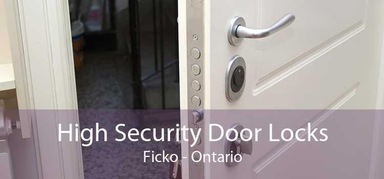High Security Door Locks Ficko - Ontario