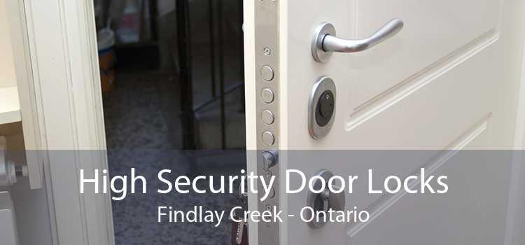 High Security Door Locks Findlay Creek - Ontario