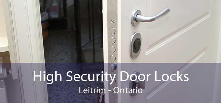 High Security Door Locks Leitrim - Ontario