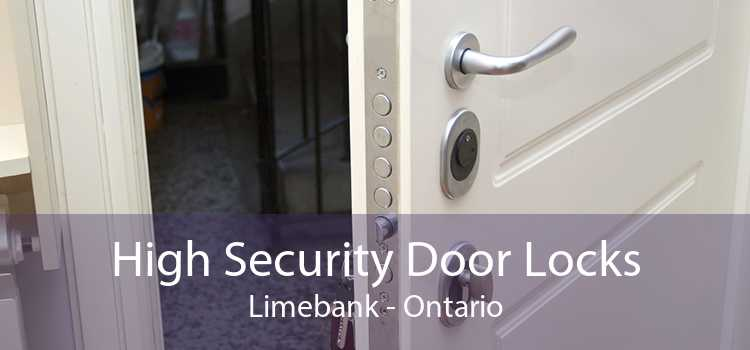 High Security Door Locks Limebank - Ontario