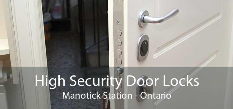 High Security Door Locks Manotick Station - Ontario