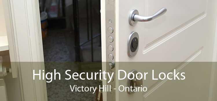 High Security Door Locks Victory Hill - Ontario