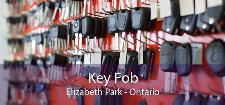 Key Fob Elizabeth Park - Ontario