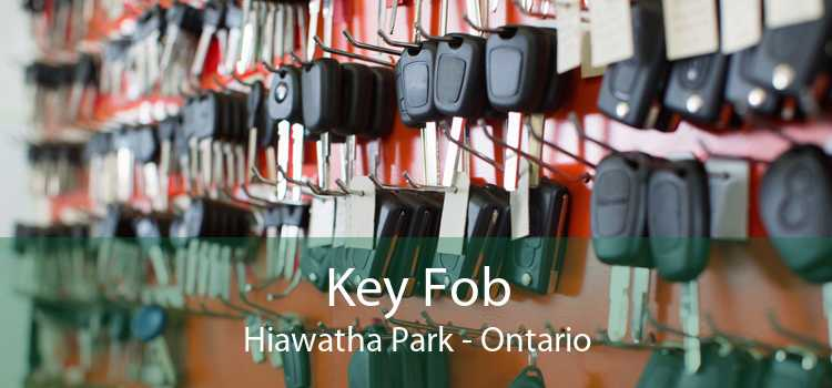 Key Fob Hiawatha Park - Ontario