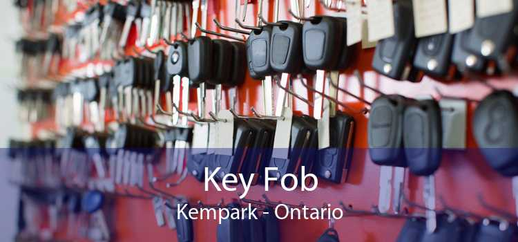 Key Fob Kempark - Ontario