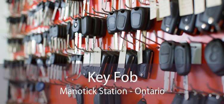 Key Fob Manotick Station - Ontario