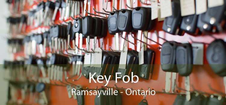 Key Fob Ramsayville - Ontario