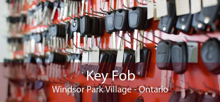 Key Fob Windsor Park Village - Ontario