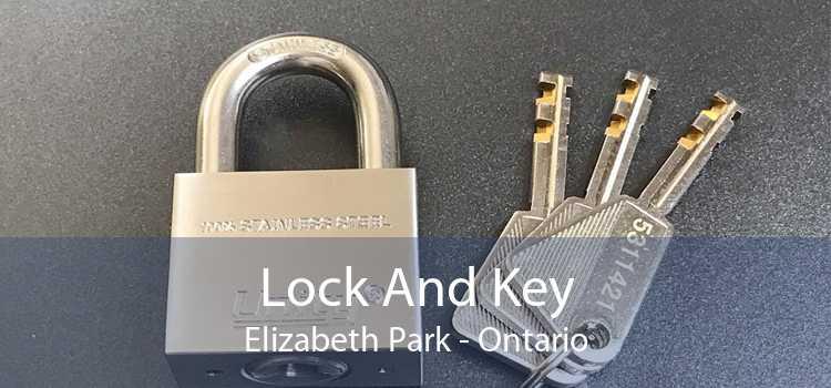 Lock And Key Elizabeth Park - Ontario
