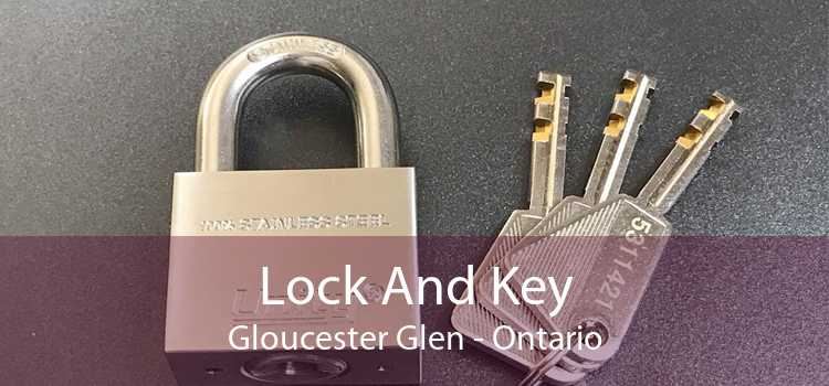Lock And Key Gloucester Glen - Ontario