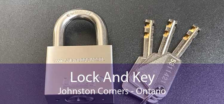 Lock And Key Johnston Corners - Ontario