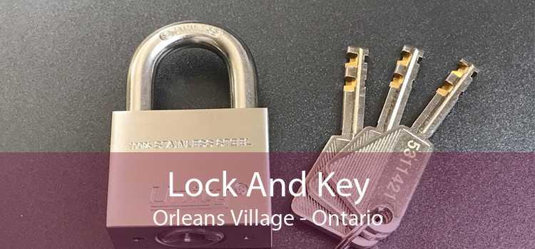 Lock And Key Orleans Village - Ontario