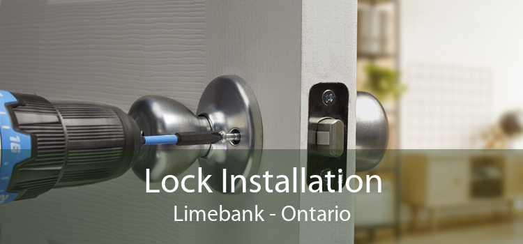 Lock Installation Limebank - Ontario